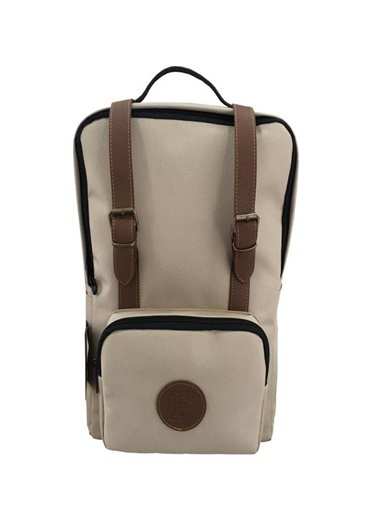 Fudela Bks Backpack Krem